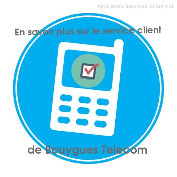 Service client Bouygues