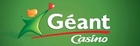 service client géant casino