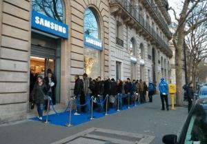 Boutique Samsung