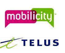 Logo officiel Telus Mobility