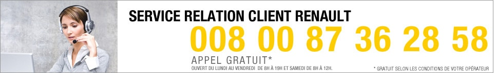 Service Relation Client Renault