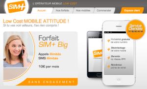 Site internet simplus.fr