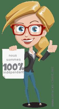 Site Internet indépendant