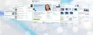 Le site internet de Air France