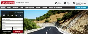 site la centrale.fr