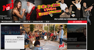Site officiel NRJ12