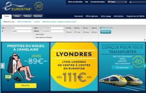 site officiel eurostar