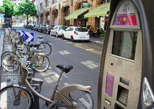 Station vélib