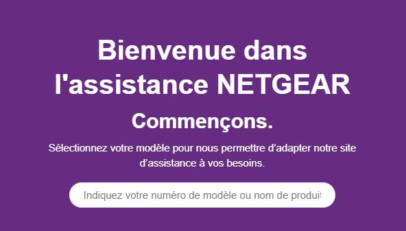 support-netgear