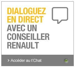 tchat en ligne Renault