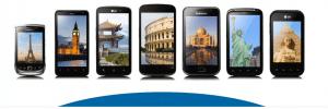 Exemples de Téléphones proposées par Bell en forfait