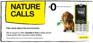 Offre mobile Fido
