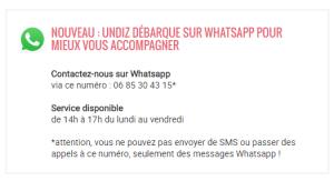 undiz-whatsapp
