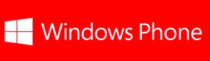 Logo Windows phone