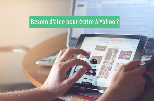 Ecrire à Yahoo
